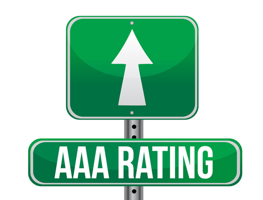 什么是AAA信用评级?