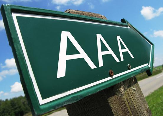 AAA信用等级认证办理