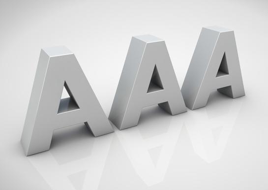 申请AAA信用等级认证流程