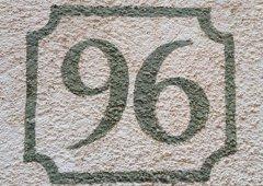 96号码如何申请?需要什么材料?