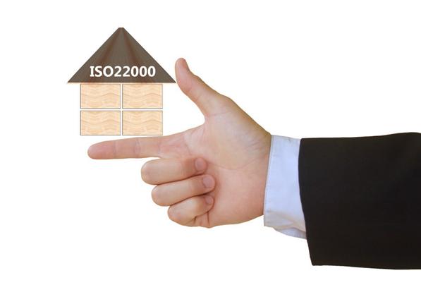 ISO22000认证流程